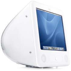 Apple eMac (education Mac)